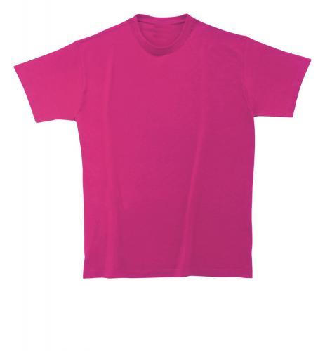 T-shirt Heavy Cotton róż