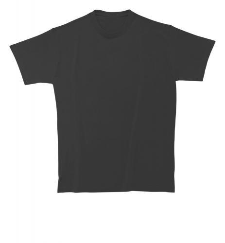 T-shirt Softstyle Man czarny