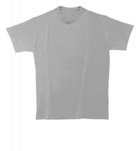 T-shirt Softstyle Man jasno szary