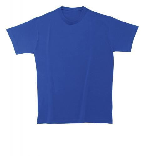 T-shirt Softstyle Man niebieski