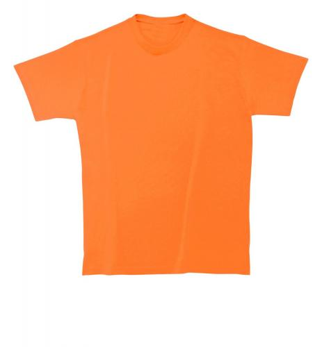 T-shirt Softstyle Man pomarańcz