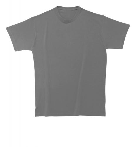 T-shirt Softstyle Man szary
