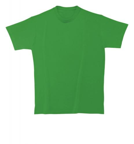 T-shirt Softstyle Man zielony