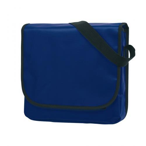 Torba na ramię CLEVER, niebieski