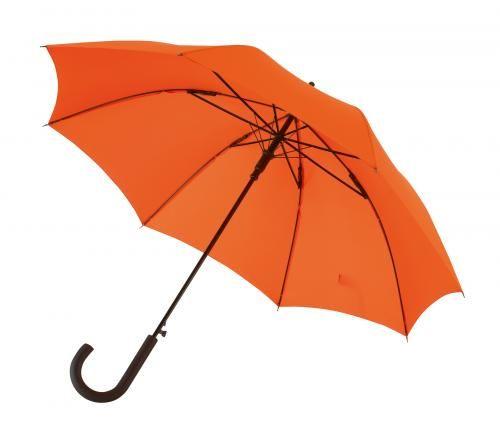 Parasol automatyczny, sztormowy, WIND, pomarańczowy