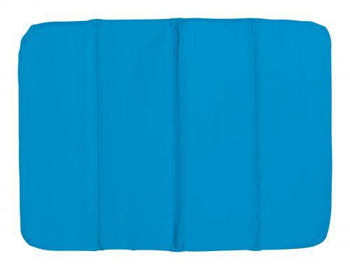 Wygodna poduszka PERFECT PLACE, niebieski