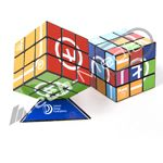 Kostka reklamowa Rubika